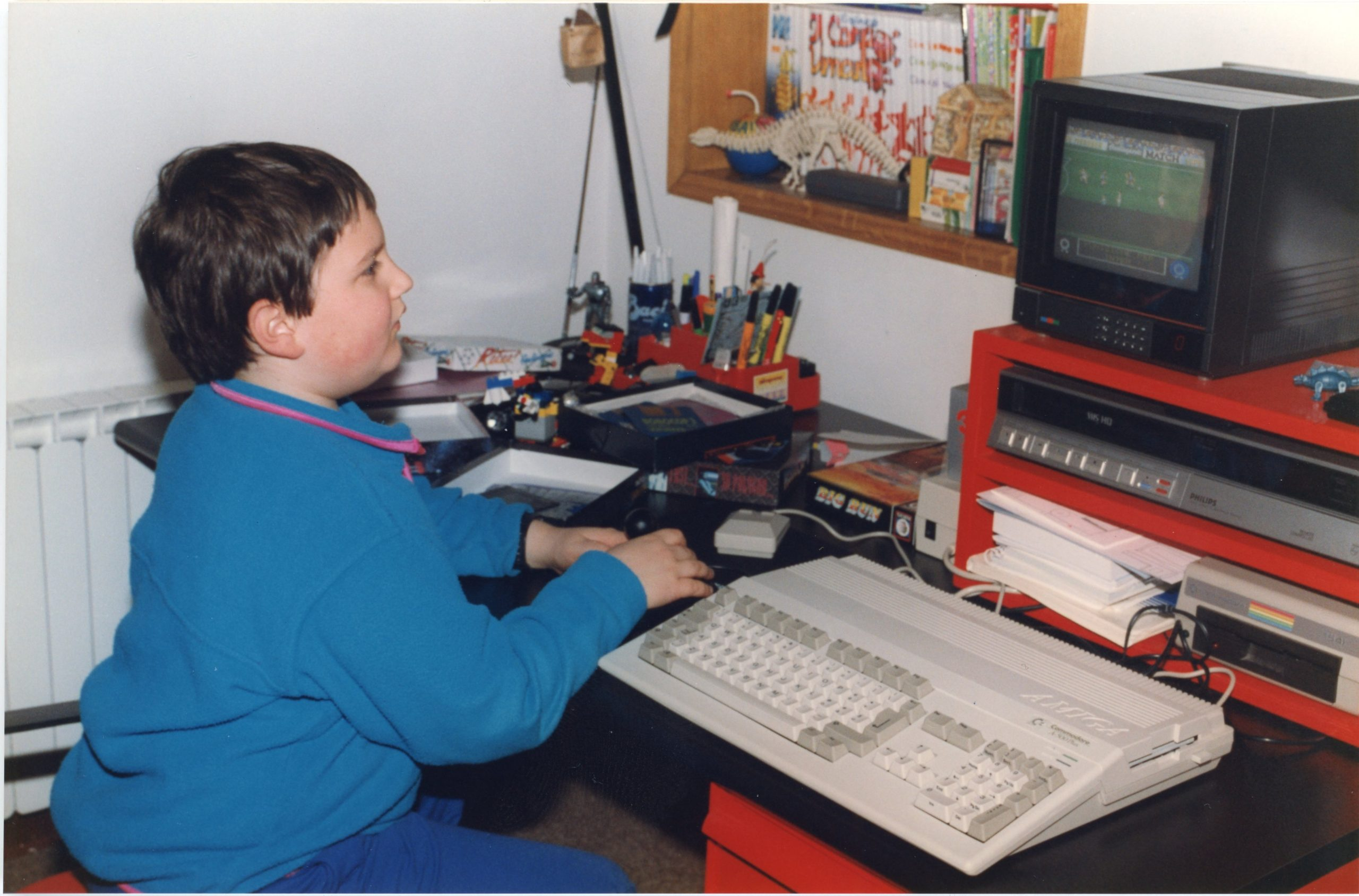 Marco Cosatto Commodore Amiga 500 Plus